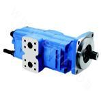 257 Series High Pressure Medium Displacement Sliding Bearing Gear Pump