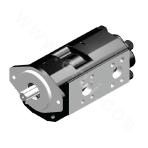 HPT2 TERRA High Pressure Sliding Bearing Gear Pump
