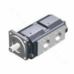 HPT3 AQUA High Pressure Large Displacement Sliding Bearing Gear Pump