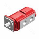 HPT3 VENTUS High Pressure Large Displacement Sliding Bearing Gear Pump
