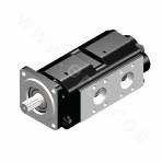 HPT3 TERRA High Pressure Large Displacement Sliding Bearing Gear Pump