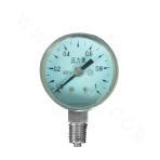 YN-100 series shock-resistant pressure gauge