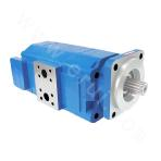 360 series high-pressure large-displacement sliding bearing motor