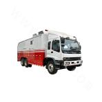 Qingling chassis logging truck series