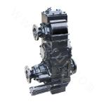 16-50 ton series transfer case