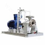 SOB series petrochemical process pump