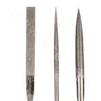 3-Pieces Diamond Needle File (5×180mm)