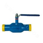 All-welded Heating Ball Valve