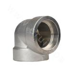 GB 12Cr5Mo Socket Welded 90° Elbow