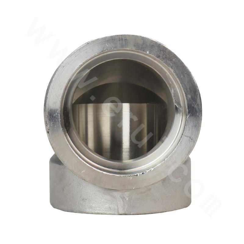 GB 20# Socket Welded 90° Elbow