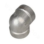 GB Q295 Socket Welded 90° Elbow