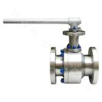 Manual Cryogenic Ball Valve