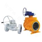 Electric Ball Valve for Top Assembling