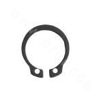 45#B Elastic Collar for Shaft - Blackened