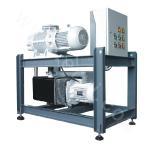 Vacuum pumping unit interface pipe diameter 50 mm