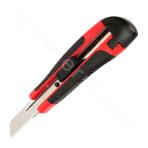 Double-Color Plastic-Covered Art Knife 18mm