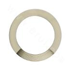 ZMFY4330PN Series A Type Metal Serrated Gasket 304PTFE