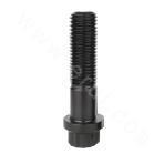 Q235B-MJ thread 12-point perforated flange bolt