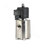 Piston-type Pilot-operated Explosion-proof Gas Solenoid Valve (Threaded Connection)