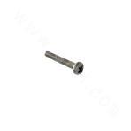 316-Cross Large Flat Head Self-tapping Screw (Guangdong Standard)