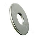 200HV zinc-plated flat washer