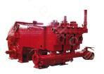 Three-cylinder plunger pump