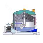 Vacuum jet deaerator