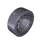 Self-aligning roller bearing 22300K series, conical bore
