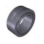 Self-aligning roller bearing 24100K series