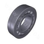 Self-aligning ball bearing 1300K series