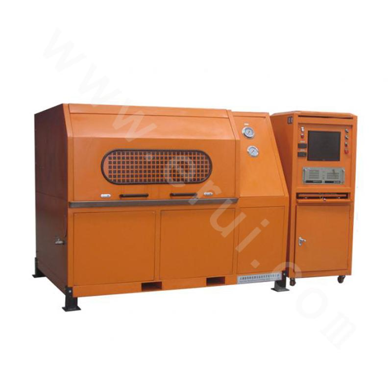 Water hammer wave pulse tester