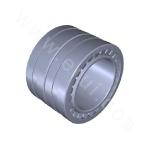 380650-1 Tapered roller bearing
