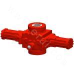 2FZ35S single ram blowout preventer
