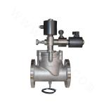 Piston-type Direct Acting Manually Operated Solenoid Valve (Threaded Connection)