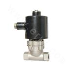 Piston type distribution direct-acting lpg electromagnetic valve(Threaded Connection)