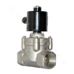 Piston-type Direct Acting Steam Solenoid Valve (Threaded Connection)