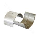 Connecting rod bearing shell