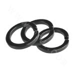 Q235B blackened spring washer