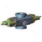 BL53U single ram blowout preventer