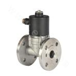 Piston-type Direct Acting Explosion-proof Solenoid Valve (Flange Connection)