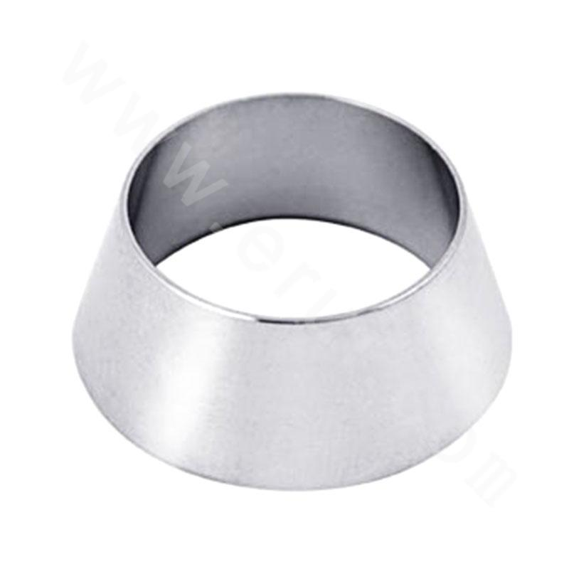 British Stainless Steel Front Ferrule