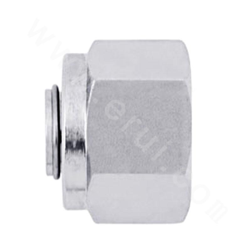The metric stainless steel cartridge plug