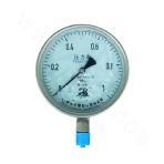 YTU-100S sulfur resistant pressure gauge