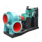 350CHW Diesel Engine Mixed-flow Pump