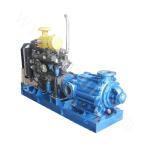 125TSWA High Head Diesel Engine Multistage Centrifugal Pump