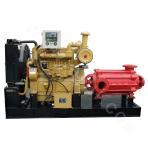 GC Diesel Engine High Pressure Multistage Pump 2.5GC-6