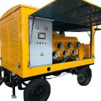 KDFB250 Series Totally-enclosed Mobile Pump Station