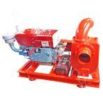 KDZN100 Series Agricultural Diesel Engine Driven Self-priming Pump