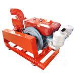 KDZN80 Series Agricultural Diesel Engine Driven Self-priming Pump