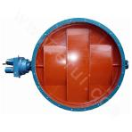 Automatical control butterfly valve